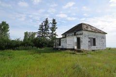 Casa abandonada de Ghost Imagem de Stock Royalty Free