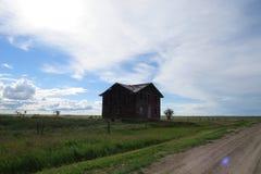 Casa abandonada de Ghost Imagens de Stock
