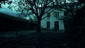 Casa abandonada del horror