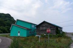 Casa abandonada do armazenamento Fotos de Stock