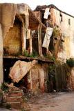 Casa abandonada em Vitoria, Brazil_01 imagens de stock royalty free