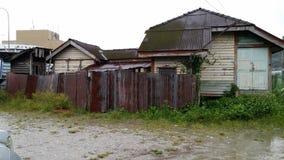 Casa abandonada velha Imagem de Stock Royalty Free