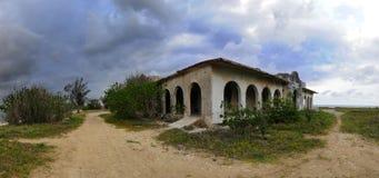 Casa abbandonata fotografie stock