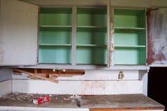 casa abbandonata Fotografie Stock Libere da Diritti