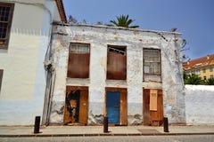 Casa abbandonata Immagine Stock
