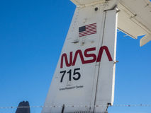 Casa aberta do aniversário de Ames Research Center 75th da NASA Foto de Stock Royalty Free