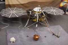 Casa abierta de JPL Imagen de archivo libre de regalías