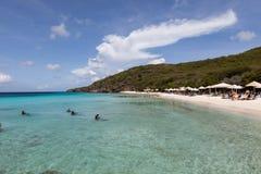 Casa Abou Beach royalty-vrije stock fotografie