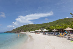 Casa Abou Beach Fotos de Stock Royalty Free