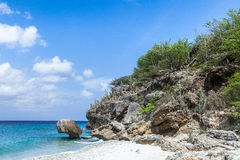 Casa Aboui Beach Royalty Free Stock Photo
