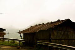 Casa ad Ang Khand Fotografia Stock Libera da Diritti