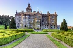 Casa in Adare, Limerick di Co., Irlanda della proprietà terriera di Adare. Fotografia Stock