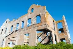 Casa Alcatraz del custode Fotografia Stock