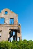 Casa Alcatraz del guarda Foto de archivo libre de regalías