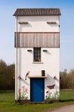 Casa alta e stretta Fotografie Stock Libere da Diritti