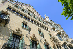 Casa Amatller, Barcelona, Spain Stock Photo
