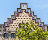 Casa Ametller - Barcelona Spain Royalty Free Stock Photo