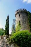Casa & jardins de Powerscourt Imagens de Stock