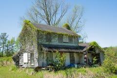 Casa analizada Fotografía de archivo