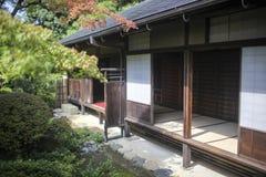 Casa antiga japonesa Fotografia de Stock