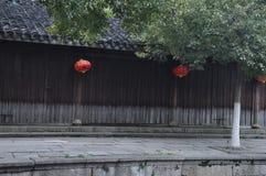 Casa antigua china Fotos de archivo