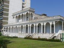 Casa antigua y tradicional en Ancon Fotografía de archivo libre de regalías