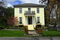 Casa antiquata Immagine Stock