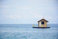 Casa apenas calma Imagem de Stock
