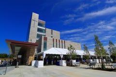 Casa aperta dell'ospedale Immagini Stock