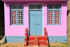 Casa appariscente Fotografia Stock