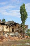 Casa arruinada Fotos de Stock Royalty Free