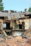 Casa arruinada Foto de Stock