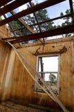 Casa arruinada Foto de Stock Royalty Free