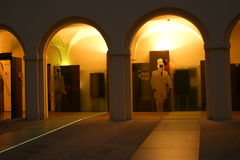 Casa Artusi, Forlimpopoli, Emilia Romagna, Italien Royaltyfri Foto