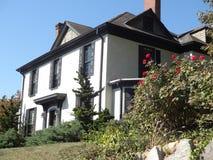 Casa a Asheville del centro, Nord Carolina Fotografia Stock