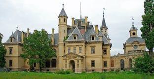 Casa assombrada Foto de Stock Royalty Free