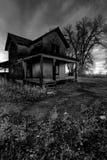 Casa assombrada Foto de Stock