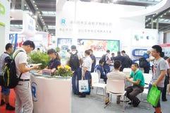 Casa astuta internazionale di Shenzhen ed Expo intelligente dell'hardware Fotografie Stock Libere da Diritti