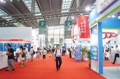 Casa astuta internazionale di Shenzhen ed Expo intelligente dell'hardware Immagine Stock