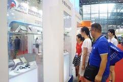 Casa astuta internazionale di Shenzhen ed Expo intelligente dell'hardware Immagine Stock Libera da Diritti