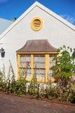 casa australiana recreada século XIX do beira-mar imagem de stock royalty free