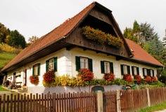 Casa austriaca. Fotografia Stock