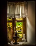 Casa búlgara velha de Тraditional em Koprivshtica, Bulgária Foto de Stock Royalty Free