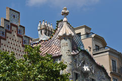 Casa Batillo Royalty Free Stock Photo
