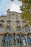 Casa Batl� at Barcelona Royalty Free Stock Image
