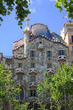 Casa Batlló in Barcelona Stock Photos