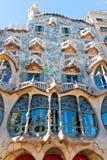 Casa Batlló Facade. Royalty Free Stock Image