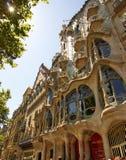 Casa Batllà ³ Barcelona Royalty-vrije Stock Foto's