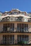 Casa Batlló Royalty-vrije Stock Foto