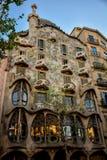 Casa Batlló Royalty-vrije Stock Fotografie